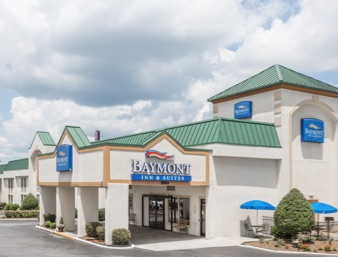 Refinance of Baymont Inn and Suites of Greensboro, North Carolina