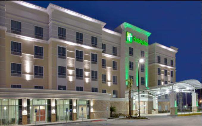 Purchase finance of Holiday Inn of Webster, Texas