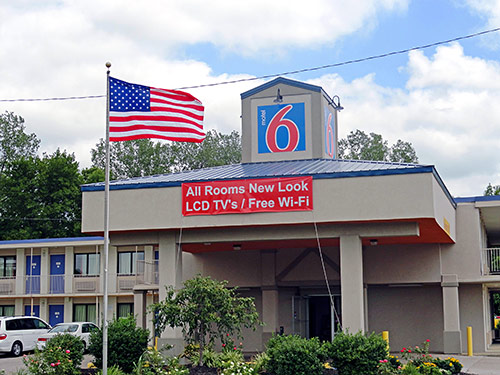 Refinance of motel 6 of Evansville, Indiana