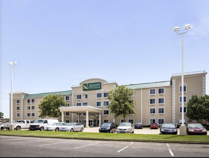 Purchase finance of Quality Inn of Bossier City, Louisiana