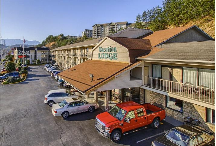Refinance of Vacation Lodge of Pigeon Forge, Tennessee